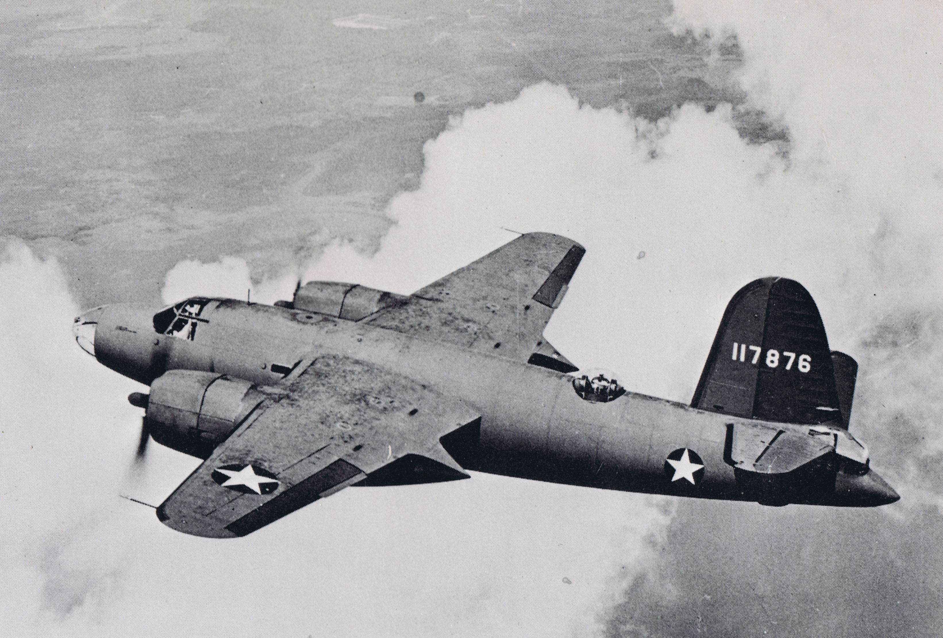 The Mitchell B-26 Marauder