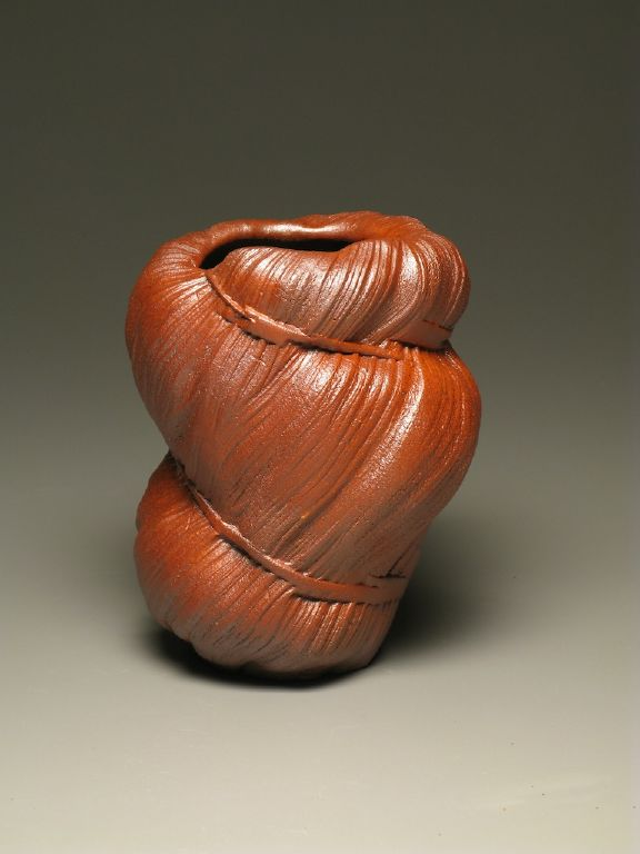 Ikebana ceramic by Gordon Ward, Orme '66